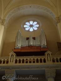 15 Ta Pinu Basilica organ pipes