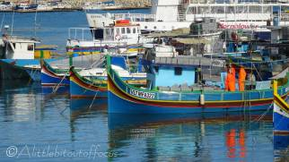 23 Traditional boats