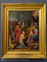 26 Adoration of the Magi (School of Frederico Zuccari, late 16th century)
