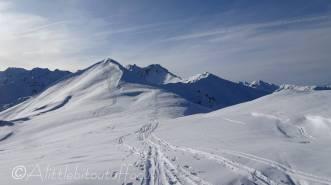 13 Mont Carré(2468m)