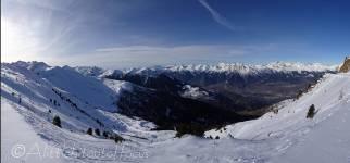 23 Snowy peaks