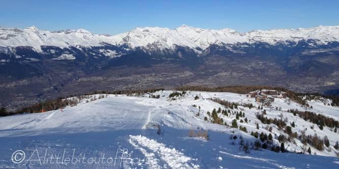 26 Ski piste