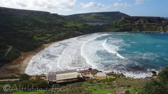 6 Ghajn Tuffieha Bay
