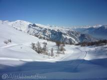 Anzère ski piste