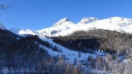 17 Arolla ski piste