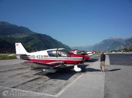 1 The plane