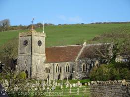 1 West Lulworth church