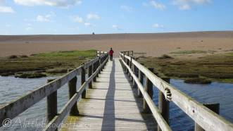 10 Footbridge to Chesil Beach