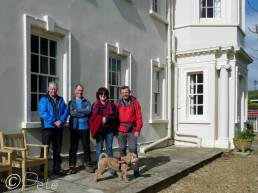14 Outside Moonfleet Manor