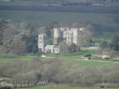 17 Lulworth Castle
