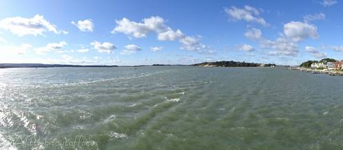 2 Poole harbour and Brownsea Island (R)