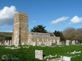 21 St Nicholas church, Abbotsbury