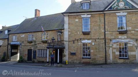 22 The Ilchester Arms (serves very expensive beer)