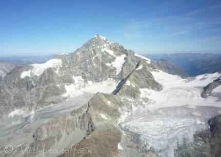 26 Ober Gabelhorn and Zmutt Glacier (I think)