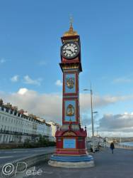 27 Queen Victoria Jubilee clock tower, 1887, Weymouth