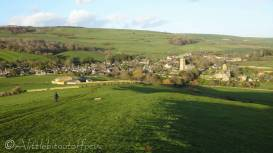 28 Descending to Abbotsbury