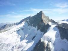 28 Weisshorn, Zinalrothorn, Ober Gabelhorn Ridge