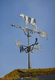3 Weather vane
